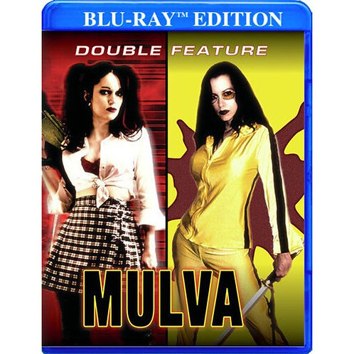 Mulva Double Feature Blu-Ray