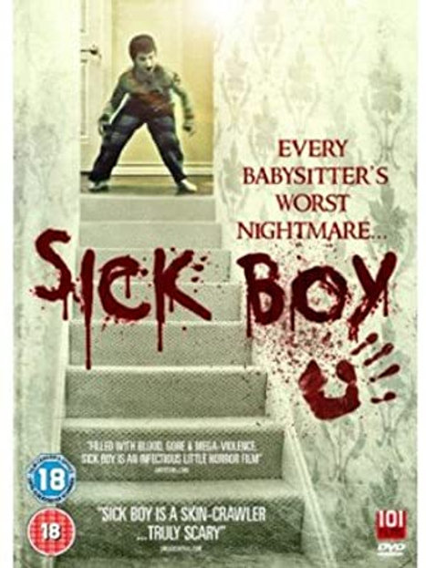 Sick Boy - DVD (UK, PAL)