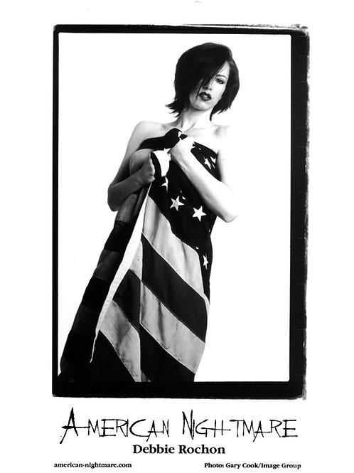 American Nightmare flag promo picture