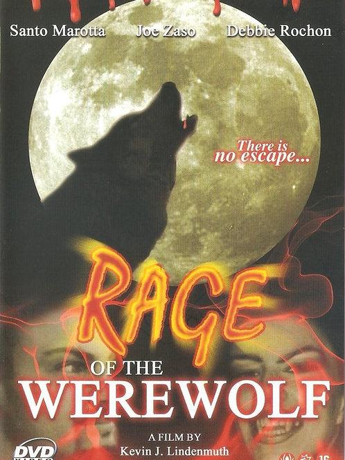 Rage of the Werewolf (Dutch release) DVD
