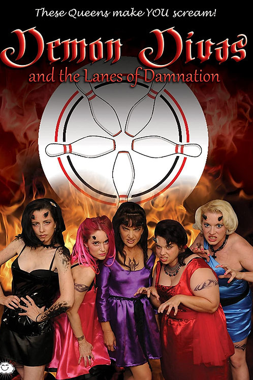 Demon Divas and the Lanes of Damnation DVD