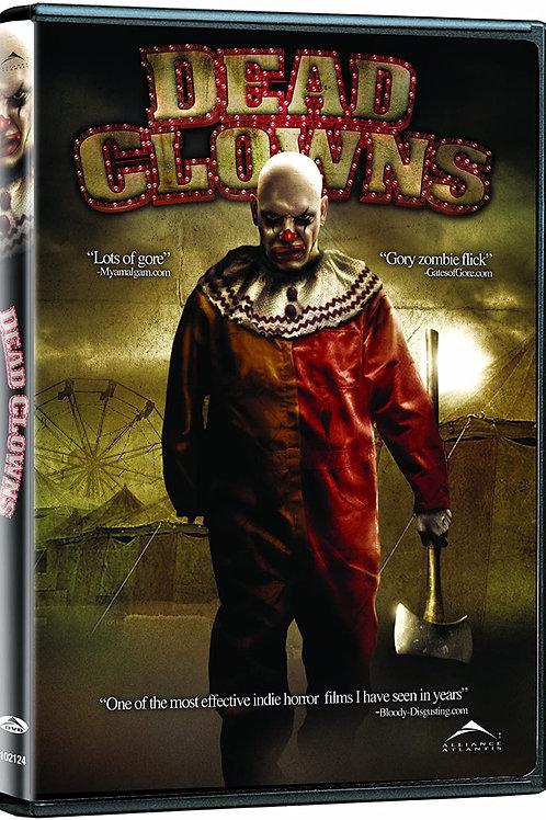 Dead Clowns DVD