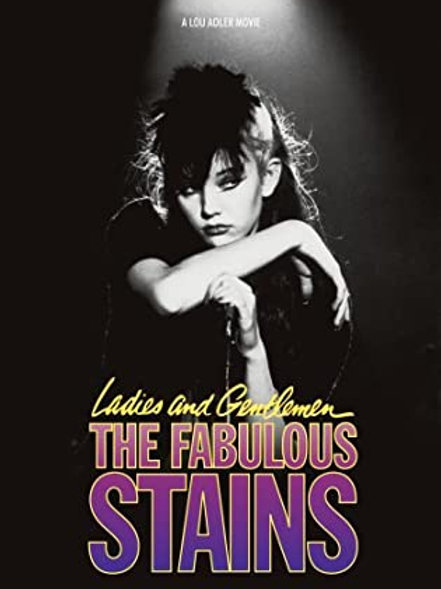 Ladies and Gentlemen: The Fabulous Stains! DVD