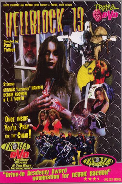 Hellblock 13 DVD