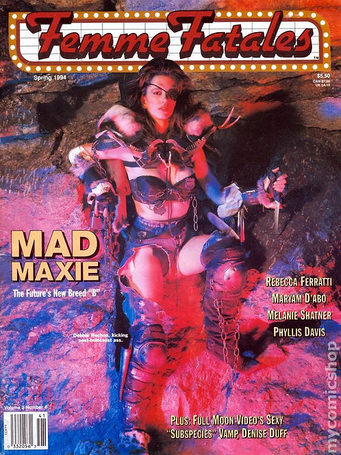 Femme Fatales Mad Maxie