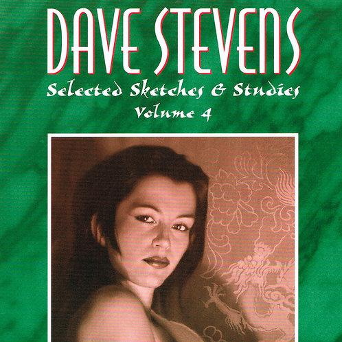 Dave Stevens Book