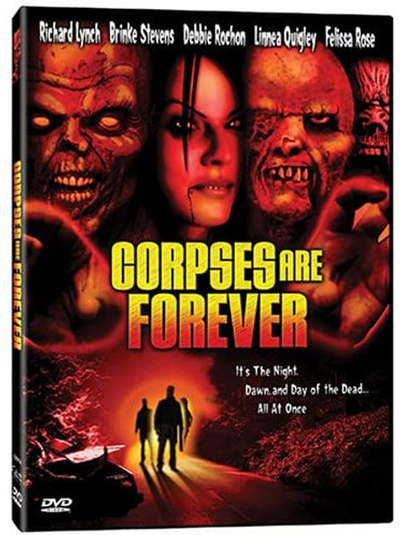 Corpses Are Forever DVD