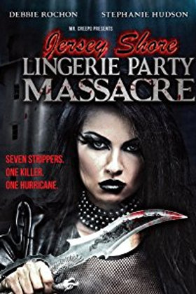 Jersey Shore Lingerie Party massacre DVD