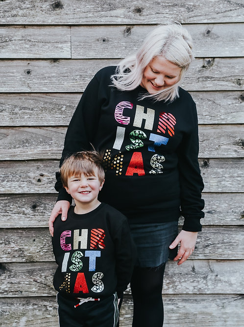 CHRISTMAS sweatshirt - child