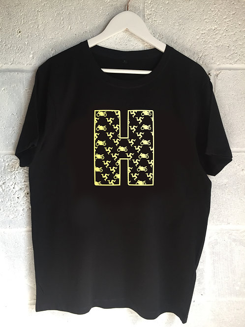 Men's Isle of Man pattern tshirt