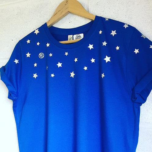 Starlit in blue