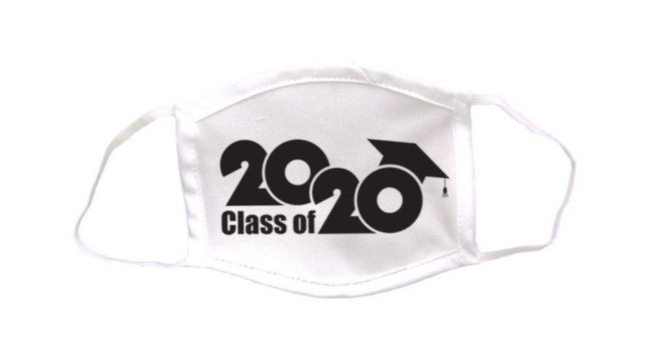 Class of 2020 Graduate Mask