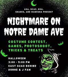 Nightmare on Notre Dame Ave