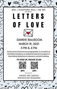 Stanford's Letters of Love