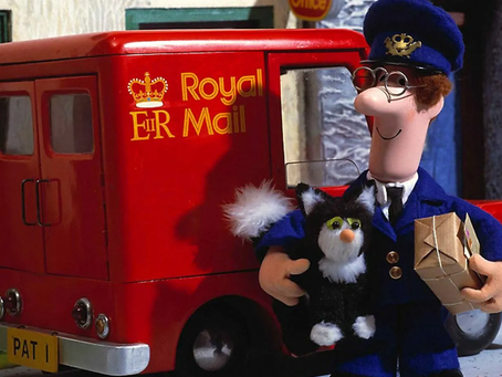 Look out for your special delivery!