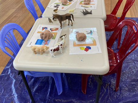 Playgroup will be back soon. No Playgroup Tuesday June 15th 2021