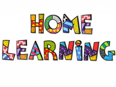 Home learning Tuesday February 16