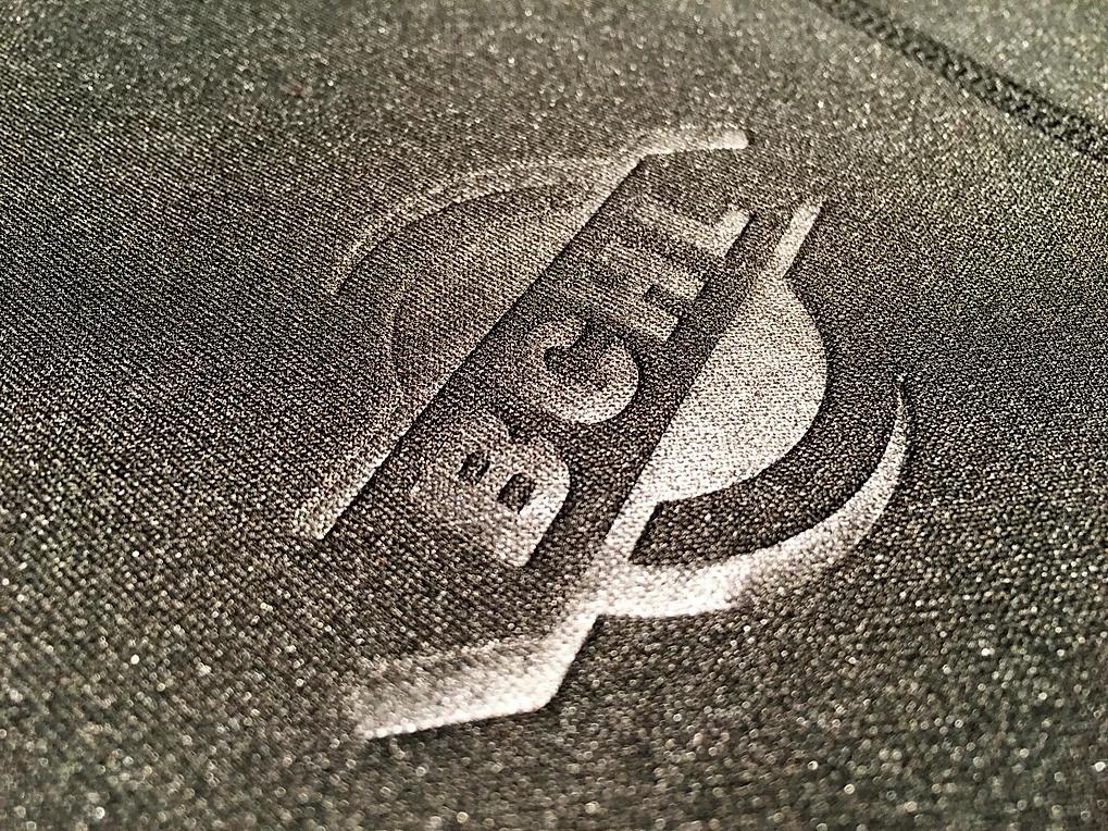 custom bchl deboss