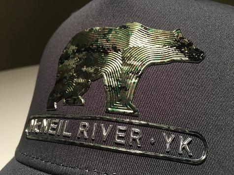 custom HXD hat