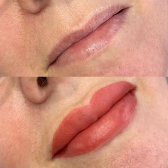 JT Artistry Lip Blush Cosmetic Tattoo