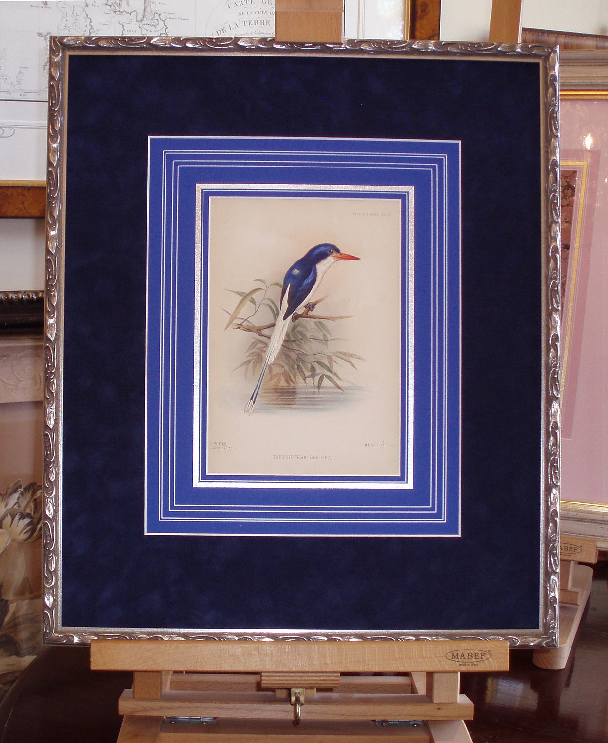 French matting is not only limited to antique prints photographs and lithographs it can also be applied to modern works on paper all the while adding value to your jeuxipadfo Gallery
