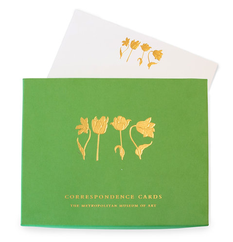 Tulips Correspondence Cards