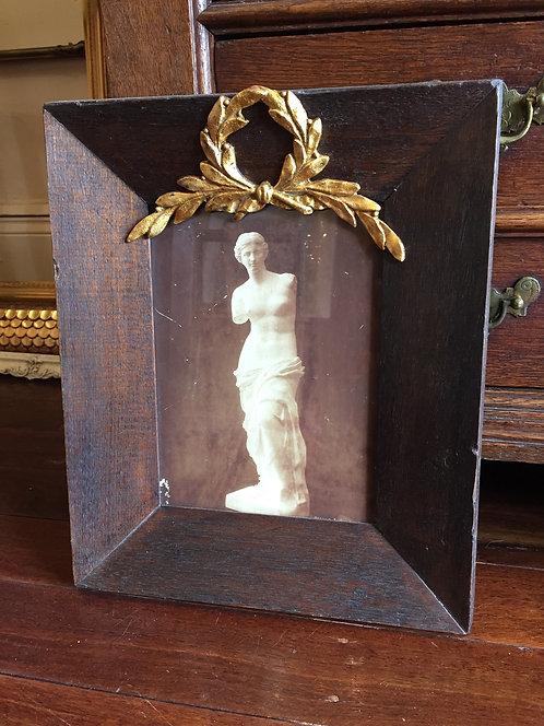 Vintage Venus de Milo chromolithograph