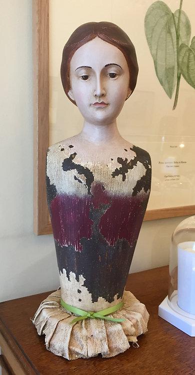 Vintage French Santos Bust