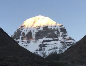 kailash at sunrise