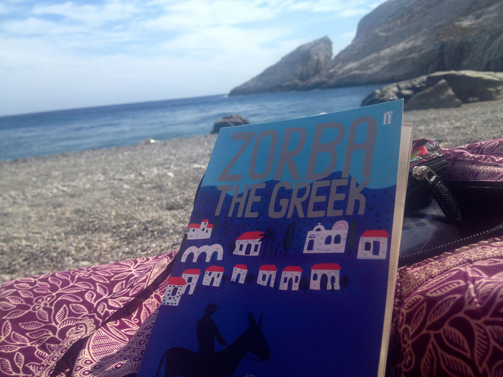 zorba book