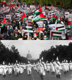 This is the wrong time to be demonstrating against Israel