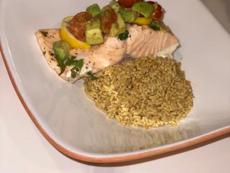 Bluehouse Salmon Recipe - Whole 30 Friendly!