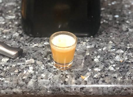 Coconut Ginger Shot
