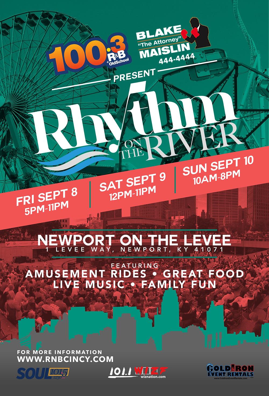 Blake Maislin Rhythm on the River
