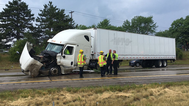 8 Most Common Types of Truck Accidents in Cincinnati