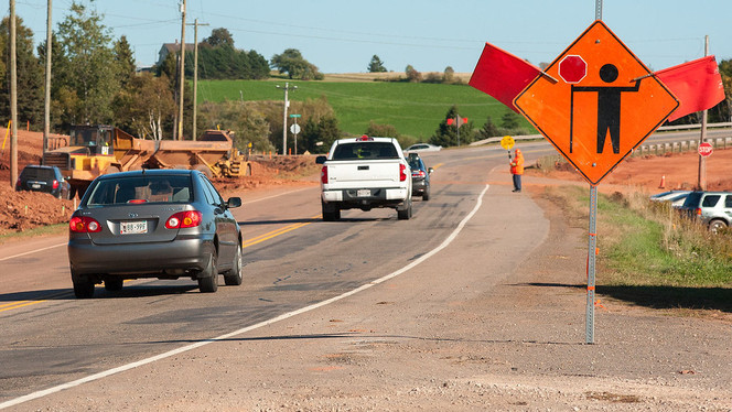 Ohio Car Accidents in Construction Zones: 5 Important Tips