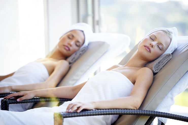 Massage Facial Relaxation