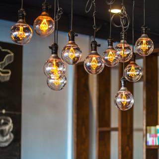 Electricité, ampoules