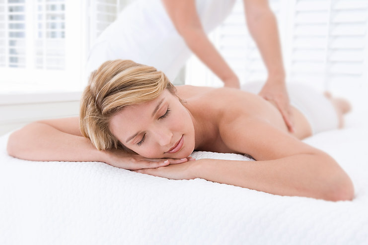 Body massage Delhi