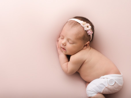 Why Are Newborns Asleep in their Images?