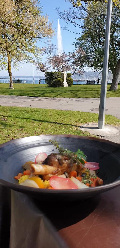 Restaurant La Potinière Genève