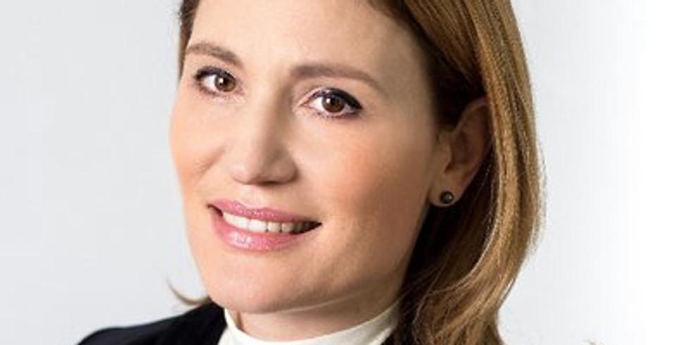 Lausanne - Déjeuner-discussion Andrea Delannoy