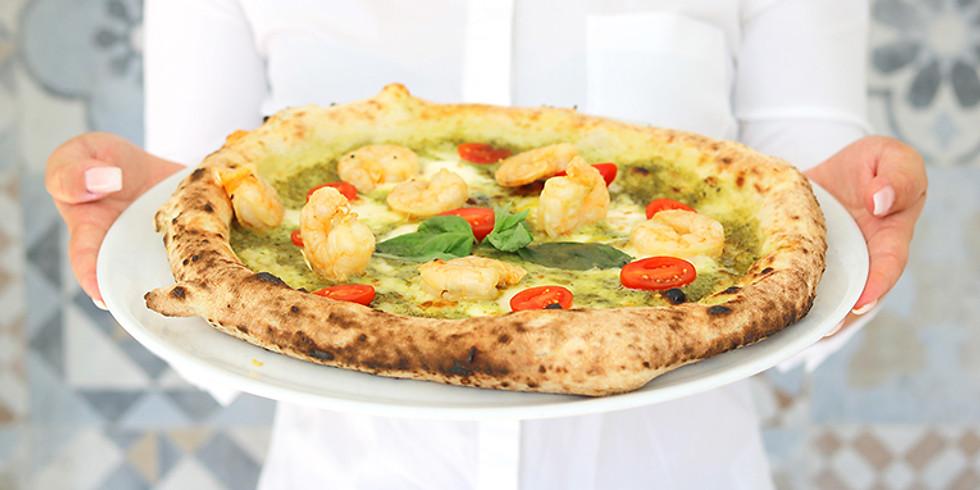 OCTOBRE - Pizza Party à l'emporter  ! Une pizza achetée une offerte :-)