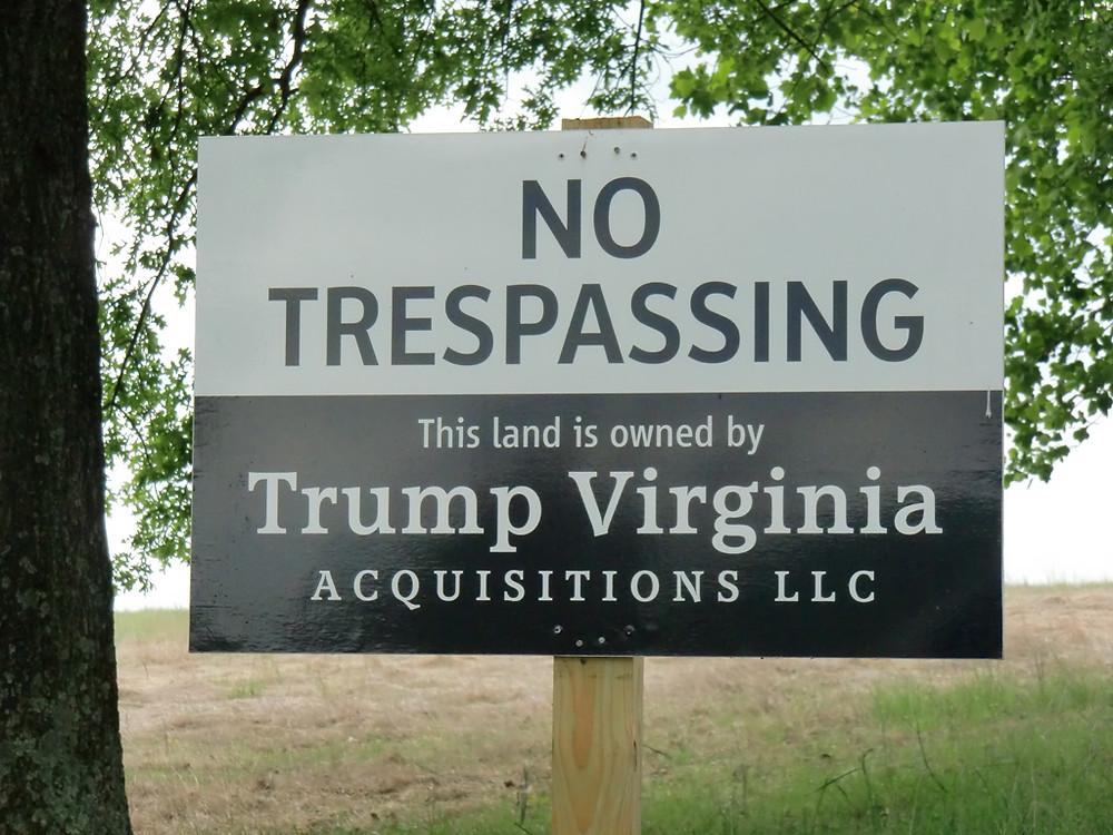 Trump winery: 1300 acri ai piedi delle Blue ridge mountains
