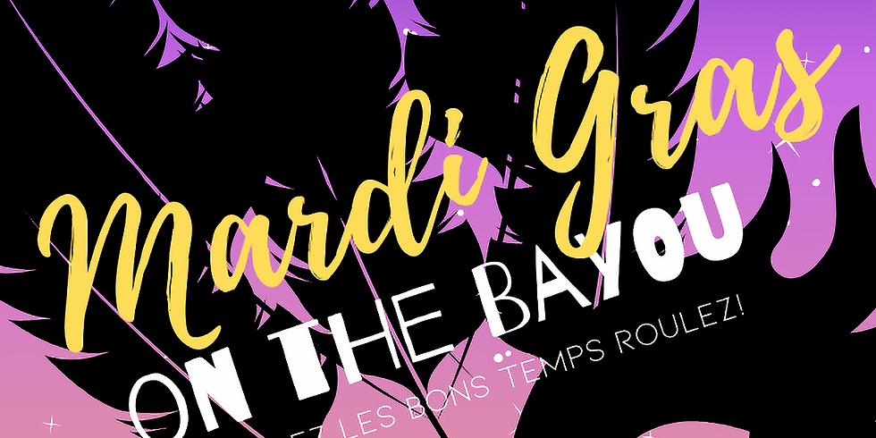 Mardi Gras on the Bayou