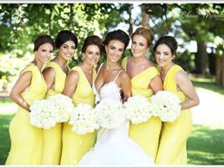 Bridesmaid Platinum Package