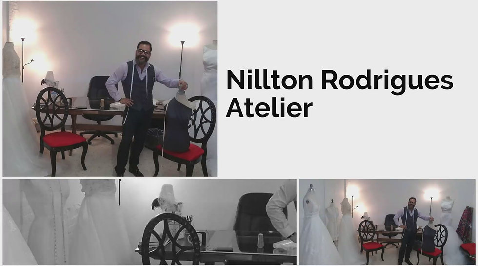 Nillton Rodrigues Fashion Designer
