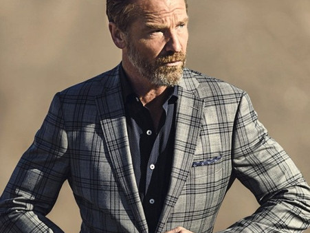 A well Dressed Man isn't hard to find….