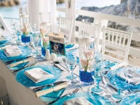 Are you planning a beach-Themed wedding?