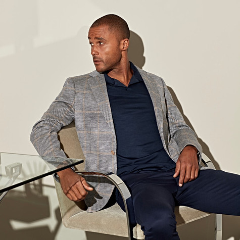 Our newest additions include custom-made looks that are ready for every modern business need. We have effortlessly mixed tailoring with causal for smart looks with comfort and style, just for you. Contact Keith your Personal Stylist today to make an appointment to expand your business casual wardrobe.